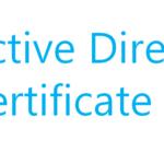 Active Directory Sertifika Hizmetini Windows Server 2008 R2'den 2019'a Taşıma